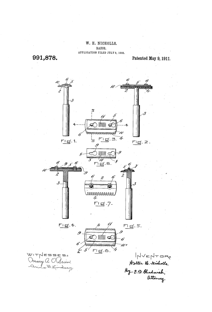 [Image: US991878-drawings-page-1-697x1024.png]