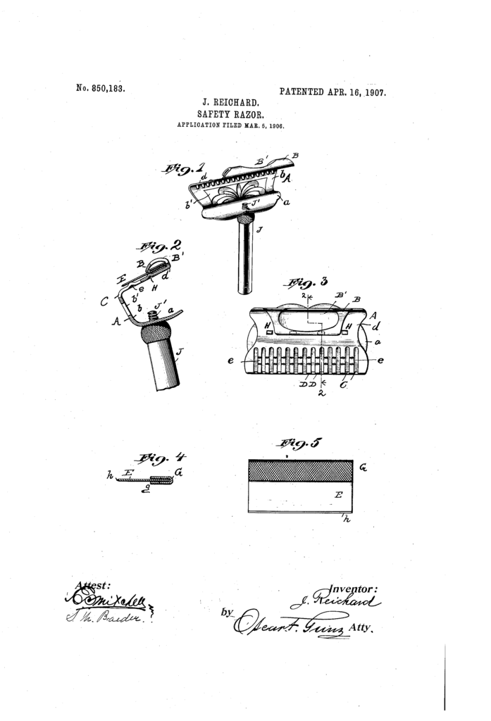 [Image: US850183-drawings-page-1-697x1024.png]